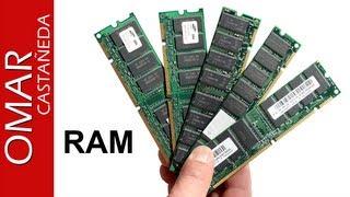 Aumenta la velocidad del pc instalando más memoria RAM