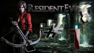 Resident Evil 6 Detonado (Walkthrough) Ada Wong Parte 1 HD