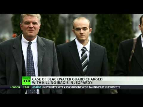 Government fumbles Blackwater prosecution