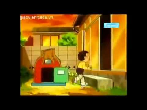 Phim hoạt hình Doremon Bộ FULL Tiếng Việt Tập 3 +4