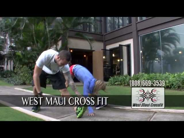 West Maui Cross Fit - Sports Club Kahana, Maui Hawaii