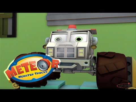 Meteor Monster Truck 11 - Přehřátý