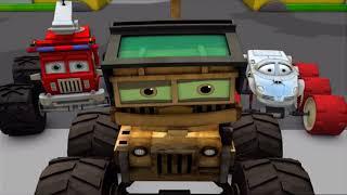 Meteor Monster Truck 11 - Prehriaty