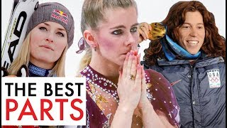 Winter Olympics | The Best Parts