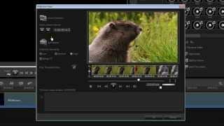 Corel VideoStudio ตอน การแบ่งคลิปวิดีโอด้วยตัวเอง (Multi-trim Video)