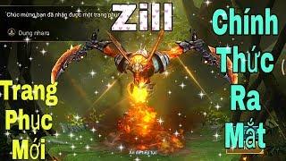 [Gcaothu] Bất ngờ phát hiện lỗi của trang phục mới Zill Dung Nham - Hiệu ứng đẹp có nên mua không?
