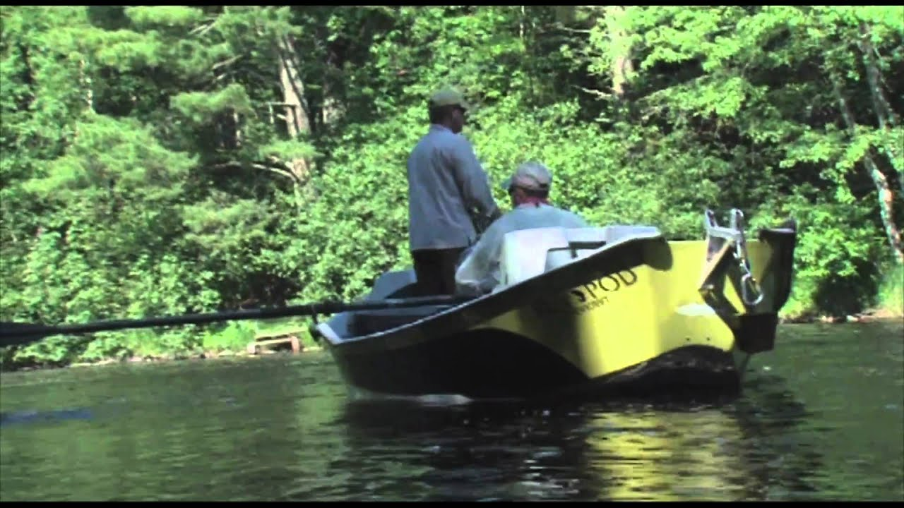Fly fish tv with kelly galloup featuring hayward fly for Fly fishing wisconsin