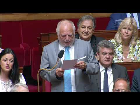 M. Gérard Menuel - Accord commercial avec le Mercosur
