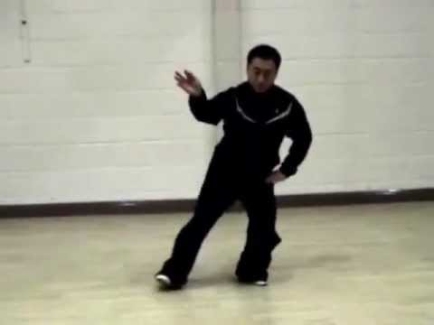 Chen Tai Chi Silk Reeling - Part 4