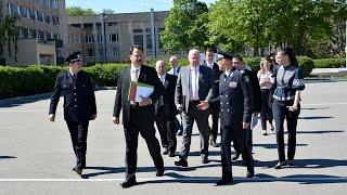 ХНУВС відвідали представники компанії GSS (США)
