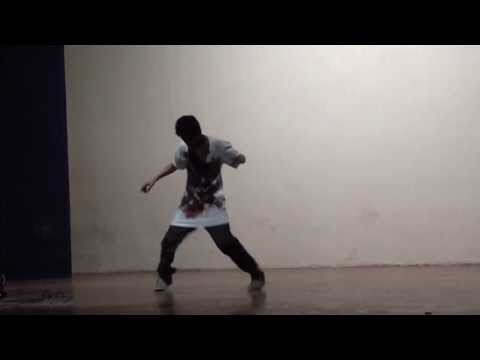 Solo Dance, Confluence 2012, National Institute of Technology, Kurukshetra