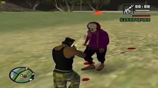 Misterios De GTA San Andreas (GTA Terror Mod)(Parte 1