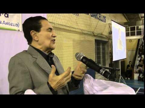 Divaldo Franco em  Rio Grande. 16. 10. 2014