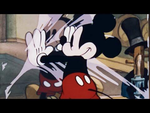 Mickey Mouse - Cez zrkadlo