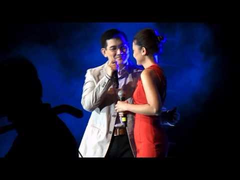 Be Careful With My Heart: U.S. Tour --- Sir Chief (Richard Yap) and Maya (Jodi Sta. Maria)  duet