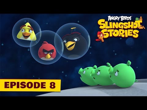 Angry Birds - Slingshot stories - Vesmír