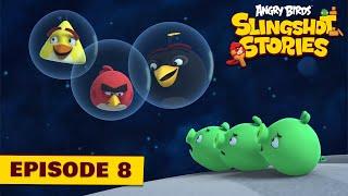 Angry Birds - Slingshot stories - Vesmír