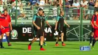 #LazioAuronzo 20-0 | Gli highlights del match