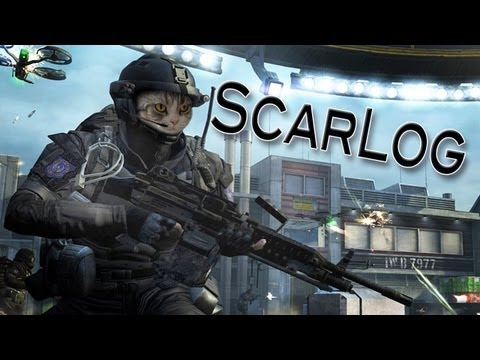 tutorial: ScarLog:  50,000 Sub Video? Going To Disneyland  (Black Ops 2  30-1 Free-For-All)