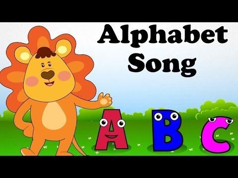 ABC Alphabet song | Nhạc thiếu nhi hay, học tiếng Anh qua bài hát