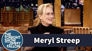 Neil Young Gave Meryl Streep a Guitar Lesson