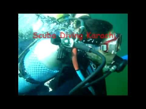 Pakistani Women's on Scuba Diving