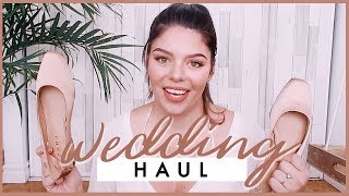 COME WEDDING SHOPPING WITH ME!