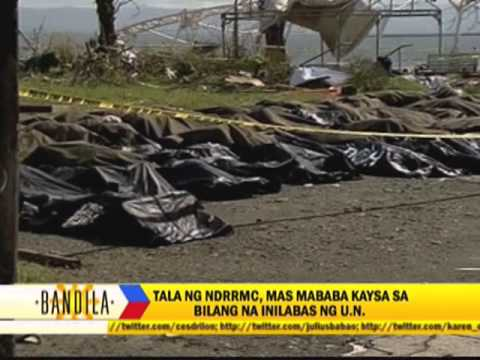 'Yolanda' death toll continues to rise