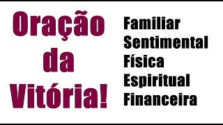 Oração da Vitória