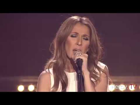 Celine Dion-Loved Me Back To LIfe(Live in Paris 2013)