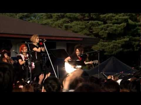 Acid Black Cherry 2011 FreeLive Encore1「この青空の向こうに〜Acoustic version〜」
