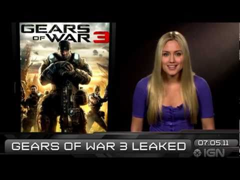 Gears of War 3 Leak & PlayStation 4 Rumor - IGN Daily Fix, 7.05.11