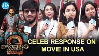 Nikhil, Swathi, Madhu Shalini response after watching Baah..