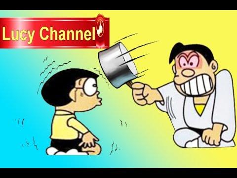 DORAEMON Lucy Channel tập 16 PHIM HÀI CHẾ ĐÔRÊMON THỜI HỌC SINH