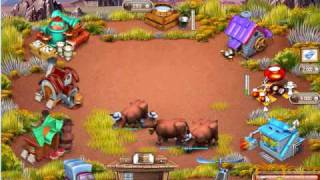 Farm Frenzy 3 American Pie Level 78