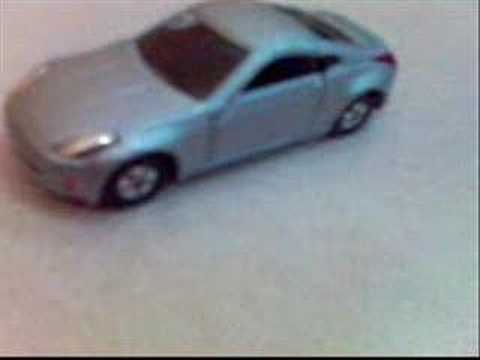 [Toy Car] Nissan Fairlady Video
