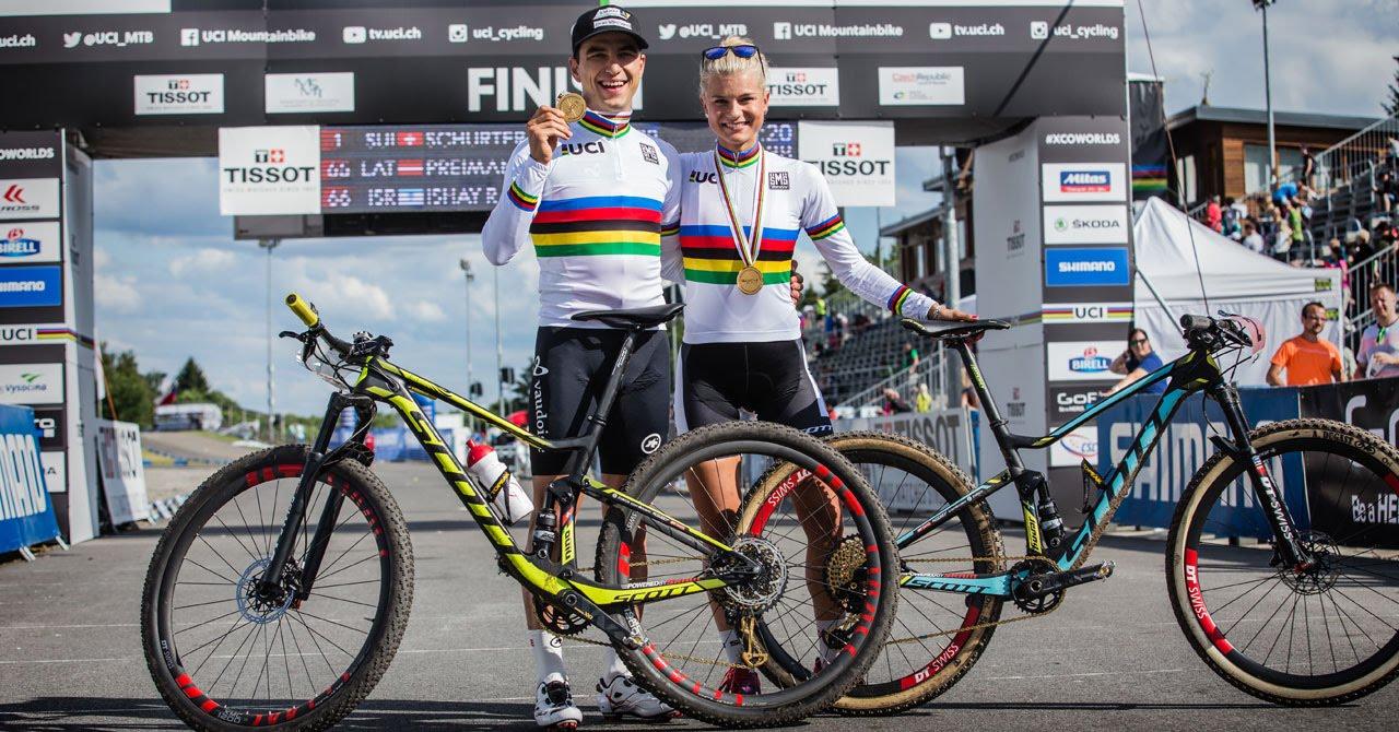 Видео: велосипеды Scott - Чемпионы мира 2016
