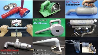 10 Amazing Homemade Tools For Life using PVC Pipe