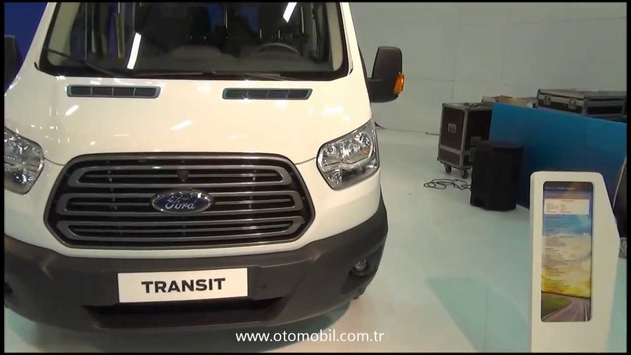 yeni ford transit 2014 ıstanbul comvex fuarı youtube 2014 ford