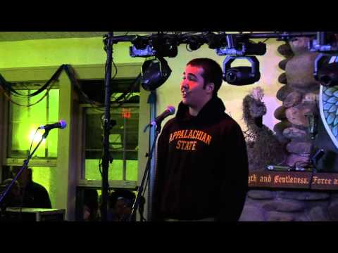 15 Poem #2 Brian Head  Kids Poetry Slam Fall LEAF 2013