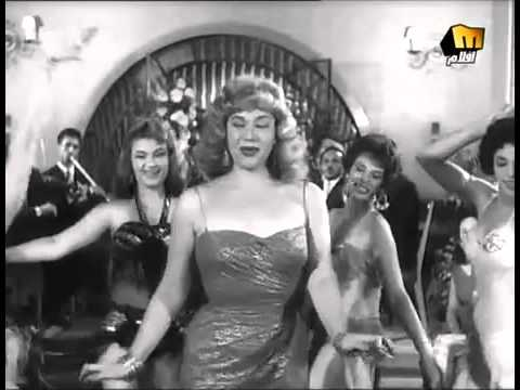 Naemet Mokhtar Egyptian Dancer 1959