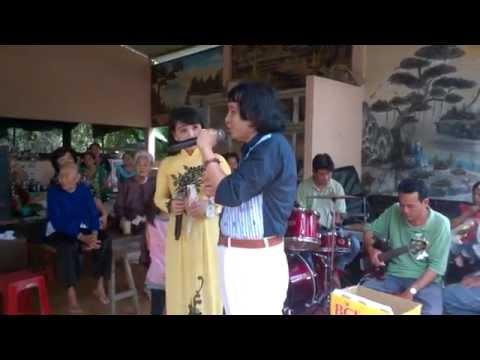 Nghệ sĩ Minh Vương _Ngọc Tuyết cùng ban nhạc Bảo Xuyên tại Phú Đức,Châu Thành,Bến Tre.