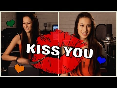 Kiss You - One Direction (cover) - YouTube