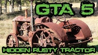 GTA 5 Rusty Tractor Location - Grand Theft Auto 5 Secrets