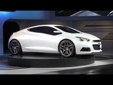 Chevrolet Tru 140S Concept -- 2012 Detroit Auto Show