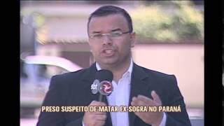 Preso em Minas Gerais suspeito de matar ex-sogra a facadas