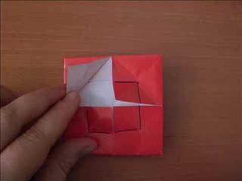 origami fancy box youtube