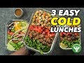 3 Easy Cold Lunches to Mix Match