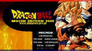 Dragon Ball Z MUGEN 2005, Vivir A Lo Intenso XD