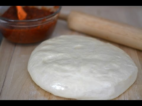 Receta de Masa Para Pizza - Cómo Hacer Masa Para Pizza - Sweet y Salado